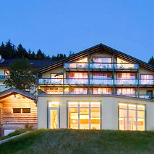 Bayerischer Wald Kurz Urlaub Bayern Wellness Hotel Gutschein Reblingerhof Sauna