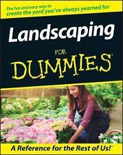 Landscaping for Dummies by Bob Beckstrom, Phillip Giroux, National Gardening...