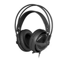 Geschlossene/ohrumschließende SteelSeries Gaming-Headsets mit Stummschaltung