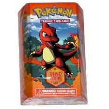 Pokemon EX Fire Red FIRERED Starter Set Theme Deck Card Box! Sealed Rare!