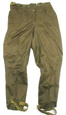 """RUSSIAN SOVIET ARMY PARADE DRESS TROUSERS SIZE 50-2 (32/34"""")"""