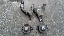Pair of Mazda RX8 Manual Engine Mounts & Aluminium Brackets