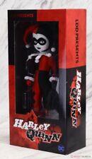 LDD Living Dead Dolls Classic Harley Quinn Action Figure Muñeca MEZCO Juguetes