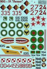 MiG 19 S/PM /SHENYANG F-6 (POLISH, GERMAN, SOVIET, PAKISTANI & BANGLADESHI MKGS)