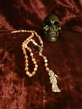 Santa Muerte, Holy Death, Rosary Prayer Beads