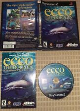 Ecco the Dolphin: Defender of the Future (PlayStation 2) PS2 CIB
