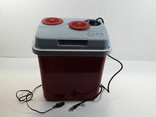 Mini Fridge 27.5 Quart/33 Cans Electric Cooler and Warmer for Car and Home