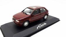 1:43 Minichamps ford fiesta COCHE MODELO DIECAST scale Miniature car sin OVP
