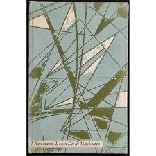 Il Buon Dio di Manhattan - Radiocommedia - I. Bachmann - 1961