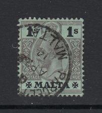Malta Sc 62 (SG 81c), used