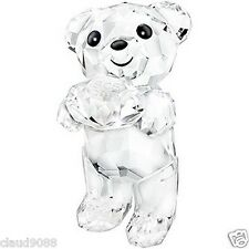 "Swarovski Silver Crystal""2013 Scs Kris Bear - A Crystal For You"" 5034222 Mint"