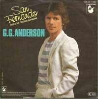 "G.G. Anderson San Fernando 7"" Single Vinyl Schallplatte 33480"