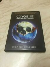 Jean Michel Jarre - Oxygene 3D (DVD Comes With 2 Pairs Of 3D Glasses)