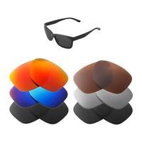 Walleva Replacement Lenses for Oakley Forehand Sunglasses - Multiple Options
