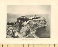 C1880 Antique Imprimé~ Monte Carlo ~ Monaco