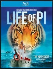 Life Of Pi (Blu-ray, 2013) Brand New, Factory Sealed Super Fast Free Shipping