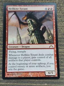 MTG 1x Hellkite Tyrant Commander 2016 Modern Magic the Gathering Card x1 NM