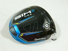 RH 2021 Taylormade Sim2 MAX 10.5* Driver Head Only Sim 2 + Headcover H/C