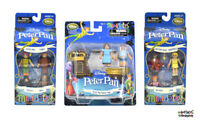 Disney Minimates Peter Pan Complete Collection (Pirate Ship & Box Set # 1 and 2)