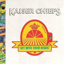 KAISER CHIEFS - OFF WITH THEIR HEADS: CD ALBUM (2008)