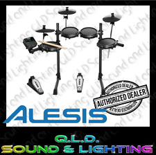 Alesis Turbo Mesh Electronic Drum Kit with All Mesh Heads - FREE Post by Courier
