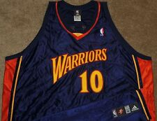 NEW VTG AUTHENTIC MIKE DUNLEAVY GOLDEN STATE WARRIORS NBA ADIDAS JERSEY 56 SEWN!