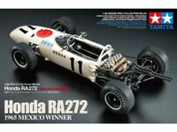 Honda F1 RA272 - 1/20 F1 Model Kit - Tamiya 20043