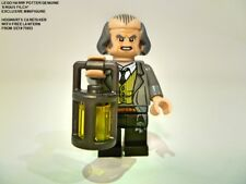 LEGO HARRY POTTER GENUINE 'ARGUS FILCH' EXCLUSIVE MINIFIGURE FREE LANTERN 75953