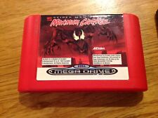 Spiderman: Maximum Carnage **Game Cartridge Only** Sega Megadrive PAL     (RARE)