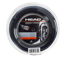HEAD Perfect Power 1.20mm 110m 17Gauges 360ft Squash String Black Multifilament
