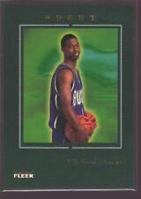 T.J. FORD 2003-04 FLEER AVANT ROOKIE CARD #72 MINT RC SP TEXAS BUCKS /699 $8