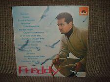 "FREDDY QUINN LP ""EL MILLONARIO""  VG *16 TRACKS - ONLY BRAZIL* POLYDOR 60's RARE!"