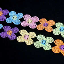 Flower Edging Sewing Trims