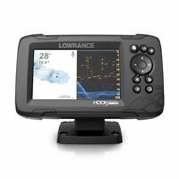 Lowrance HOOK Reveal 5x SplitShot And GPS Plotter Fishfinder Boat|Kayak|Dinghy