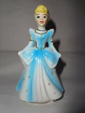Vintage Walt Disney's Cinderella Ceramic Figurine (Circa 1960s)