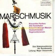 """Stabsmusikkorps der Bundeswehr Marschmusik  [7"""" Single]"""