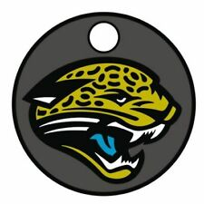 Pathtag  16367  -  Jaguars   NFL  -geocaching/geocoin/  *Retired- Only 55 Made*