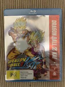 Dragon Ball Z Kai: Collection 8 BluRay