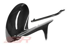 Ducati 748-998/955 Rear Fender Hugger Mudguard W/ Chain Guard Carbon Fiber Fibre