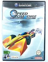 Jeu Gamecube Jacques Villeneuve's Speed Challenge Nintendo Bon état PAL FRA