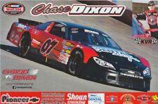 "2018 Chase Dixon ""Chase Dixon Motorsports"" Chevy SS NASCAR Whelen postcard"