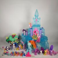 My Little Pony Explore Equestria Crystal Empire Castle - 25 ponies - Extras