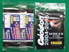 1 BUSTINA CALCIATORI 2004/05 Serie Speciale RINGO sigillata sealed packet PANINI