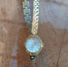 Vintage J W Benson ladies wristwatch 21 jewels working gold plated?