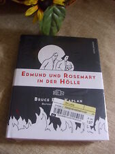 OVP !  Edmund und Rosemary in der Hölle - Bruce Eric Kaplan / BUCH NEU