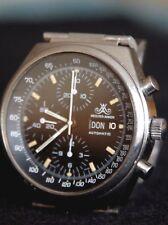VINTAGE MEISTER ANKER VALJOUX 7750 Chrono (SERVITI) Watch Montre Orologio Da