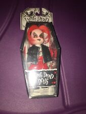 LIVING DEAD DOLLS MINIS SERIES 3: SHEENA   NEW IN BOX Sealed
