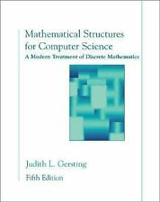 Mathematical Structures for Computer Science: A Modern Treatment of-ExLibrary