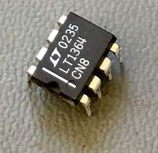 Linear Technology LT1364CN8 RAIL (50pcs) - Dual and Quad 70MHz, 1000V/ μs OpAmp