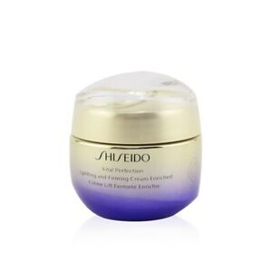 Shiseido Vital Perfection Uplifting & Firming Cream Enriched 50ml Mens Other